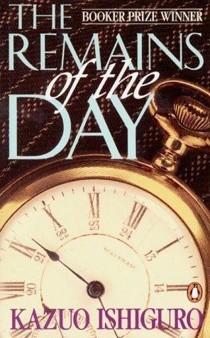 ჯეფ ბეზოსის რჩეული წიგნები The Remains of the Day