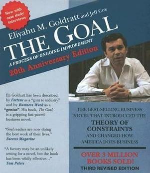 ჯეფ ბეზოსის რჩეული წიგნები   The Goal