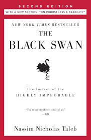 ჯეფ ბეზოსის რჩეული წიგნები The Black Swan