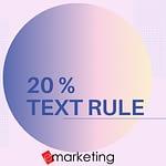 ფეისბუქი რეკლამაზე ტექსტის 20%-იან შეზღუდვას ხსნის