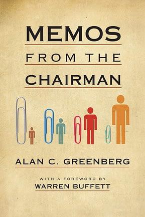 ჯეფ ბეზოსის რჩეული წიგნები   Memos From the Chairman