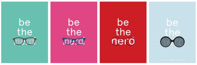 be the nerd