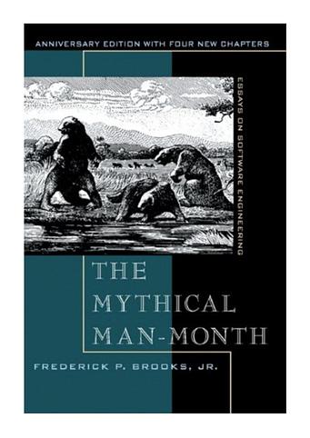 ჯეფ ბეზოსის რჩეული წიგნები The Mythical Man-Month