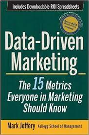ჯეფ ბეზოსის რჩეული წიგნები Data-Driven Marketing
